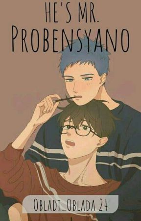 He's Mr. Probinsyano ( BL Story) (COMPLETED) by Obladi_Oblada24