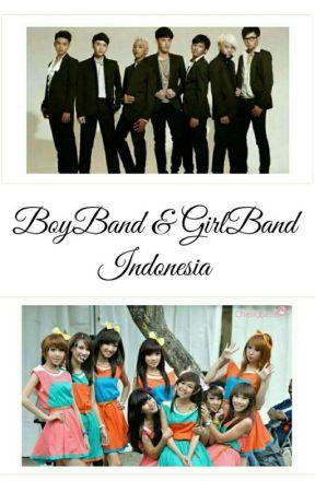GirlBand & BoyBand Indonesia by axella_arc