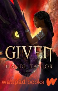 Given (Wattpad Books Edition) cover