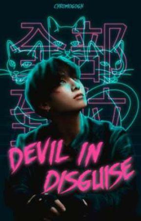 devil in disguise | ji.kook by chromogogh