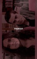 FREAKISH   ( STILES STILINSKI ) by theacey