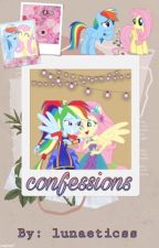 ✰ Confessions ✰ by gogysglow