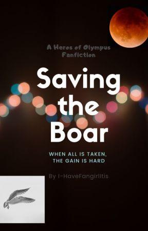 Saving the Boar by I-HaveFangirlItis