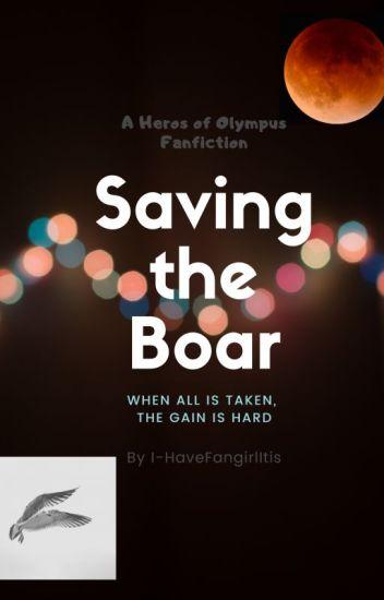 Saving the Boar