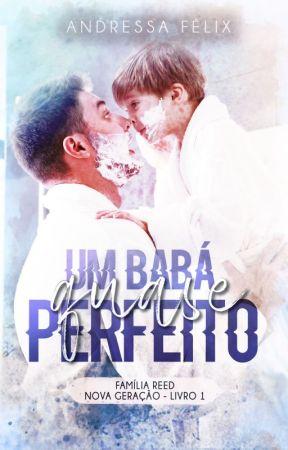 Um babá quase perfeito by andressafelix01