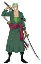 The Three Swords Hero by luffyfan53