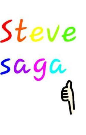 steve saga Art by lazy_ipad
