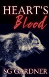 Heart's Blood (mxm/werewolf/mystery) cover