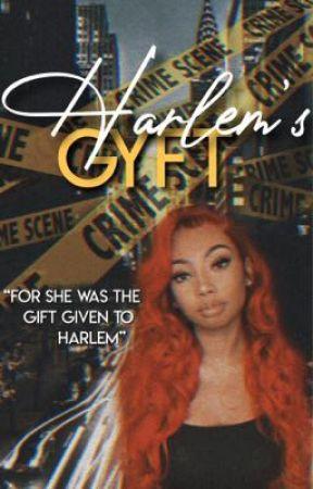 Harlem's Gyft by JanayHopkins