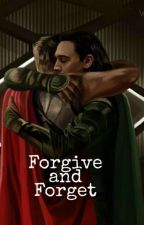Forgive and Forget   Loki And Thor by NoctuaMinervae