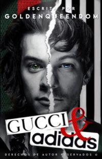 GUCCI & ADIDAS   Larry Stylinson cover