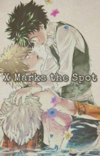 X Marks the Spot {BakuDeku Fantasy Au} cover