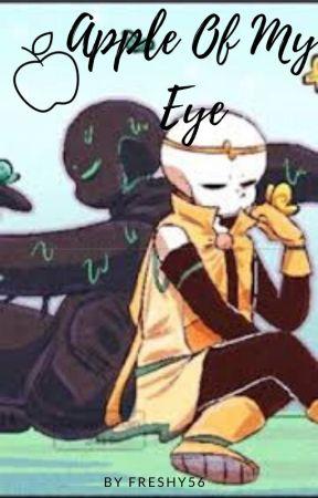 🍎~Apple of my eye~🍏 // Dream x Corrupt Nightmare by Freshy52