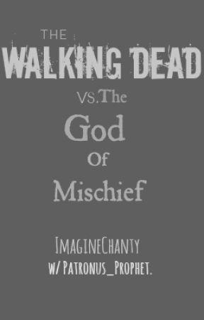 The Walking Dead vs God of Mischief by WeirdlySupernatural