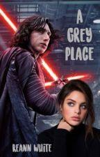 A Grey Place • Kylo Ren by Reann_White