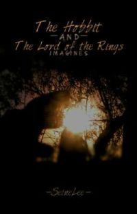 The Hobbit and Lord of the Rings Imagines cover