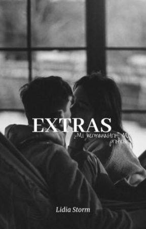 EXTRAS || ¿Mi hermanastro? Mi profesor. by lidiastorm