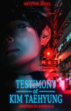 testimony of kim taehyung ─ taekook by G0BRI3LA