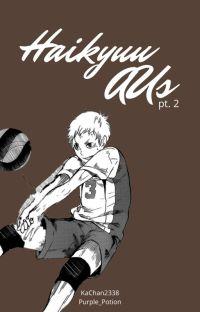 Haikyuu!! AUs (x Reader) Pt 2 cover
