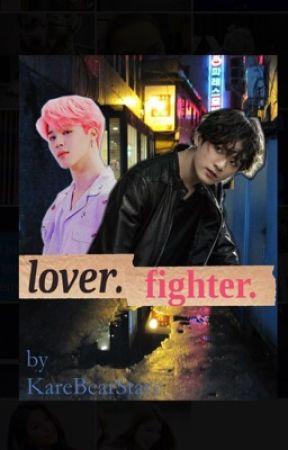 lover. fighter. by KareBearStare