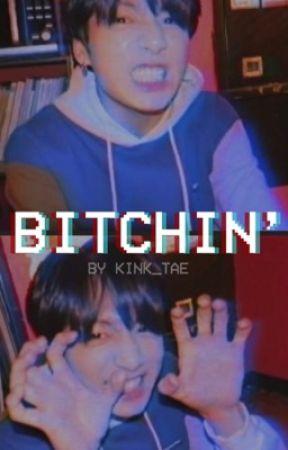 bitchin'    jjk by kink_tae