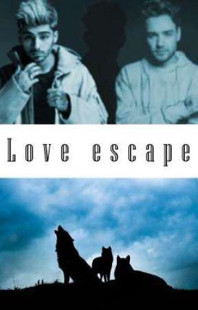 ESCAPE LOVE ~ A/B/O by szarypompon