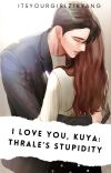 I LOVE YOU, KUYA cover