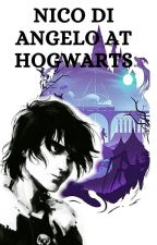 Nico Di Angelo at Hogwarts by DiAngelo6002