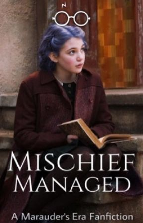 Mischief Managed by TinaX2