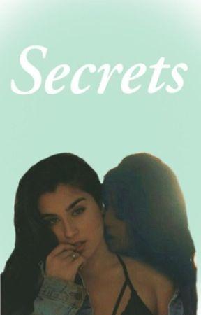 Secrets (Camren Supernatural) by CamilaHaught