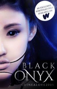 Black Onyx✔️|| A Contest Entry Portfolio  cover