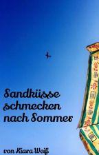 Sandküsse schmecken nach Sommer by RedZenixX