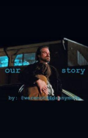 our story 💫 (jopper fanfic) COMPLETED by werenotkidsanymore