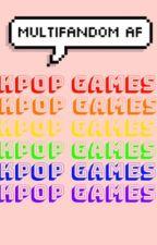 Kpop Gamess by tiredbi__h
