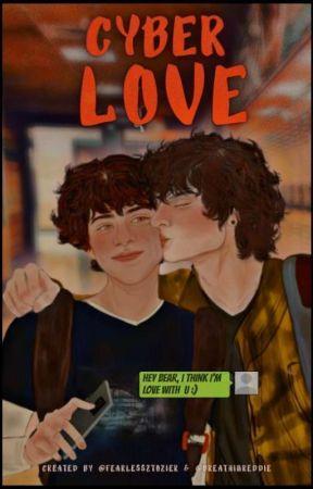 Cyber Love - Au Reddie¡ by breathinreddie