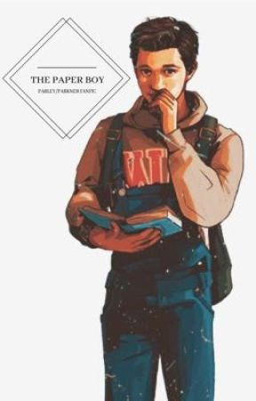 The Paper Boy ~ Parley/Parkner by marvelisourtype