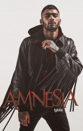 ✔ Amnesia [Zarry Stylik] [Book One] by tgkkie
