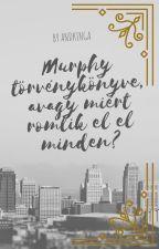 Murphy törvénykönyve, avagy miért romlik el el minden? by AndKinga