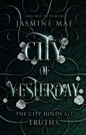 City of Yesterday by cookieamongstars