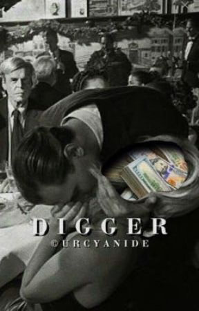 DIGGER by urcyanide