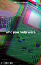 who you truly were (Pregame Kokichi x Ingame Shuichi) by JuicyJuiceOrange