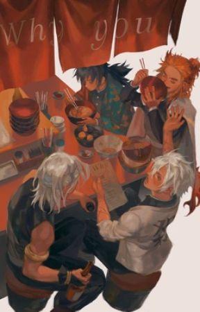 """𝘞𝘩𝘺 𝘺𝘰𝘶?"" Demon slayer x child reader  by ShinnyTea"