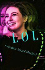 ℓσℓ//Avengers Social Media  by GRYFFINDORwhore