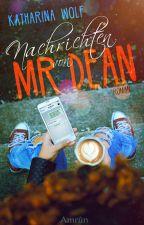 Nachrichten von Mr Dean by IrishKadda