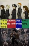 The misadventures of Nico di Angelo in the wizarding world cover