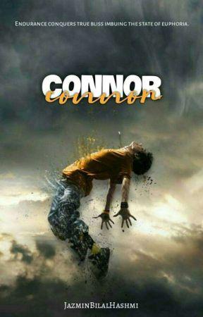 CONNOR ✔️ by JazminBilalHashmi