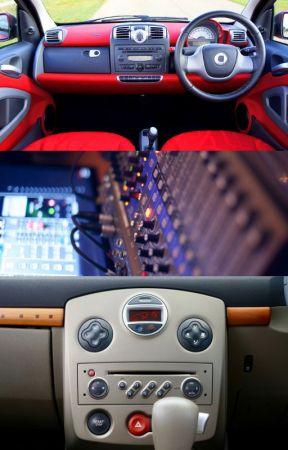 Modifikasi Audio Mobil by lyrarani
