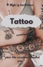 Tattoo// MGK Instagram  by suckonmytoes01