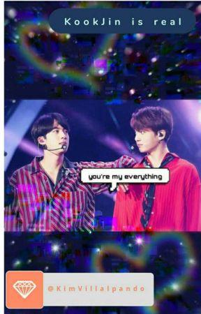 You're my everything ❤ ( KookJin ~ omegaverse ) by KimVillalpando