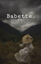 Babette. by finykiss